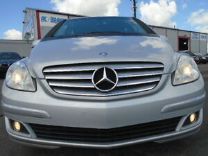 2007 Mercedes-Benz B-Class 200 SPORT--7 SPEED AUTOMATIC