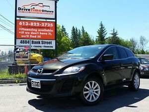2011 Mazda CX-7 GX with LEATHER & MOONROOF