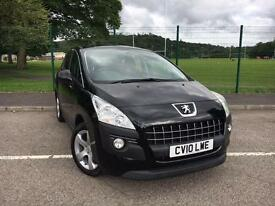 Peugeot 3008 Crossover 1.6HDi ( 110bhp ) FAP 6sp Sport *CLEAN CAR, NEW MOT*