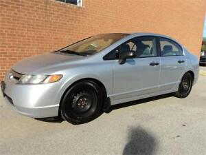 2008 Honda Civic Sdn DX-G AUTOMATIC PWR OPTIONS BACK UP CAMERA