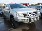 2012 Ford Ranger PX XLT Super Cab Silver 6 Speed Sports Automatic Utility Singleton Singleton Area Preview