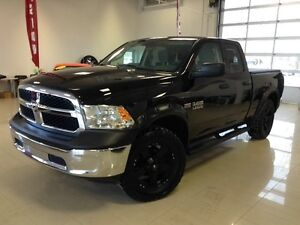 2015 Ram 1500 SXT, 4X4, HITCH, RATIO 3.55