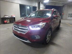 2017 Ford Escape Titanium *Lthr/Pano/AWD