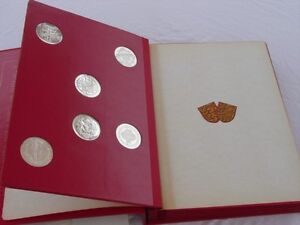 Franklin Mint Sterling Silver Kings and Queens of England Medals Sydney City Inner Sydney Preview