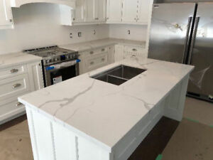 SUMMER SALES!! QUARTZ KITCHEN COUNTERTOPS!! FREE SINK!!