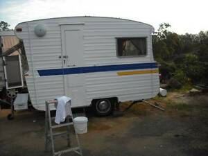 Retro Caravan For Sale Caravans Gumtree Australia Free