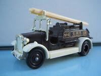 Lledo LP12 Dennis Fire Engine G.W.R. Fire Brigade Great Western Railway No. 6