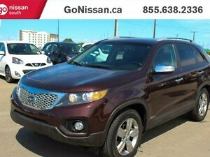 2012 Kia Sorento leather, AWD, V6!!