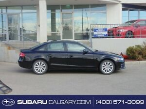 2012 Audi A4 2.0T | LEATHER SEATS | SUNROOF | REAR BENCH SEAT