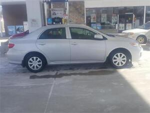 2011 TOYOTA COROLLA ONLY 45000KMS CLEAN CARPROOF LIKE NEW!!!