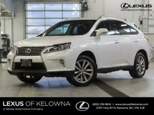 2015 Lexus RX 350 Sport Design w/Heated and Ventilated Seating