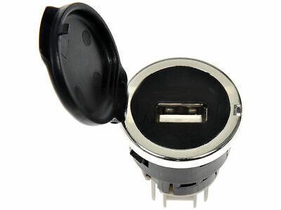 For 2010-2014 Chevrolet Silverado 2500 HD USB Port Cover Dorman 18465RX 2011