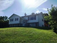 GREAT HOME WITH ACREAGE!