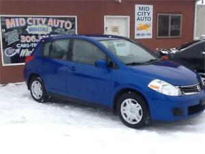 2011 Nissan Versa 1.8 SL $5995 MIDCITY WHOLESALE