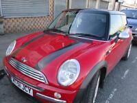MINI HATCHBACK 1.6 Cooper 3dr (red) 2001