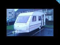 Sprite Super Ek 3 Berth Caravan