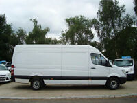 MAN VAN REMOVAL SERVICES AND CLEANING SERVICES