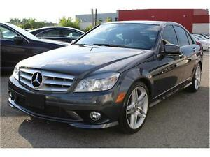 MERCEDES C350 4MATIC PREMIUM SPORT NAVIGATION / PANORAMIC/ XENON