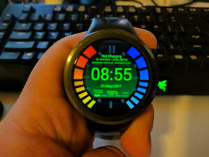 Moto 360 Sport Smart Watch