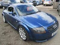 AUDI TT 1.8 T Quattro 2dr [180] [6] (blue) 2003