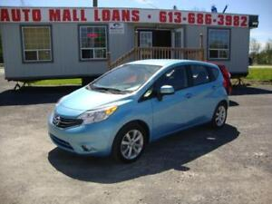 2014 Nissan Micra SL  ***PAY ONLY $49 WEEKLY**  ONLY 9,261KMS!!