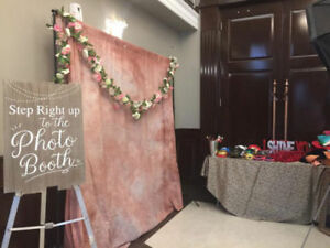 Photo Booth / Video Booth / GIF / BOOMERANG