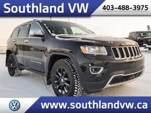 2015 Grand Cherokee Limited 4x4 **LEATHER-NAVIGATION**