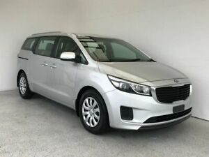 2017 Kia Carnival YP MY18 S Silver 6 Speed Sports Automatic Wagon Mount Gambier Grant Area Preview