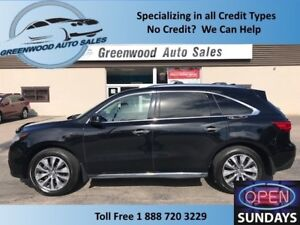2014 Acura MDX NAVI! LEATHER! BEAUTIFUL SUV! CALL NOW!