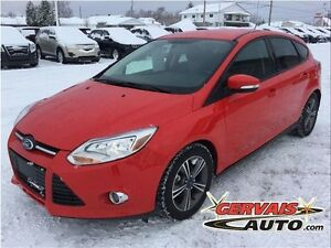 Ford Focus SE A/C MAGS 2014