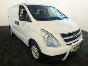 2012 Hyundai iLOAD TQ MY13 White 5 Speed Automatic Van Clemton Park Canterbury Area Preview