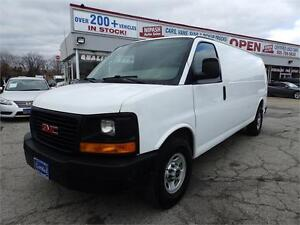 2011 GMC Savana 2500 LONG BOX 1-OWNER NO ACCIDENTS ONTARIO VAN
