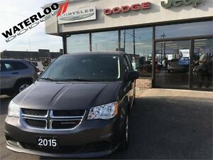 2015 Dodge Grand Caravan 4dr Wgn Canada Value Package