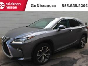 2016 Lexus RX 350 NAVIGATION, LEATHER, HEATS, AWD, PANORAMIC SUN