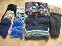 Boys Clothing Bundles Age 7-8 & 9-10