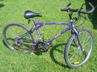 26 inch Free Spirit bike for sale  in Truro.