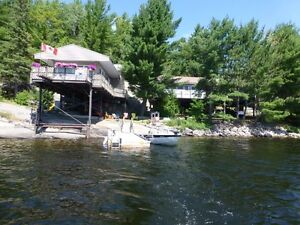 Recently Renovated Cottages on French River Noelville, Ontario
