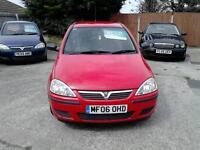2006 (06) VAUXHALL CORSA 1.3CDTi 16V Van (ABS)