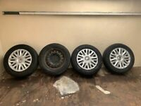 Volkswagen Steel Wheels and Trims 195/65/15