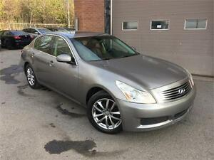Infiniti G35 Sedan Luxury 2008 /CUIR/CAMERA/GPS/DEMARREUR!