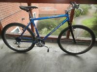 SPECIALIZED ROCKHOPPER FS RETRO 21 SPEED MOUNTAIN BIKE ( DEORE / XT / DX EQUIPPED )