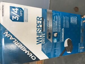 3/4 hp Brand New Garage Door Opener