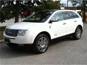 2009 LINCOLN MKX LIMITED AWD - NAV|BLUETOOTH|PANORAMIC|NEW TIRES