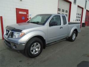 2010 Nissan Frontier SE ~ 4x4 ~155000KMS ~ Bluetooth ~  $14,999