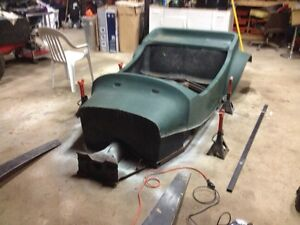 1965 VW dune buggy project. Price drop $1800