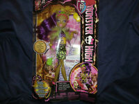 Monster High Clawvenus Doll Brand New in Sealed Box!