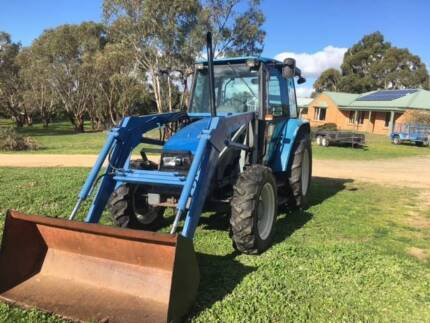 New Holland FEL Cab Tractor Nairne Mount Barker Area Preview