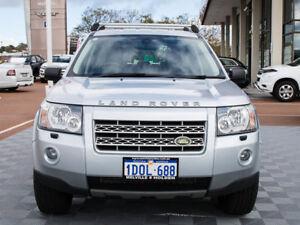 2010 Land Rover Freelander 2 LF 10MY Td4 SE Silver 6 Speed Sports Automatic Wagon