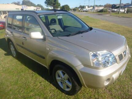 2006 Nissan X-trail ** EXTREMELY POPULAR 4X4 ** SUNROOF** Rockingham Rockingham Area Preview