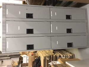 LOCKERS ( 6 BANK )